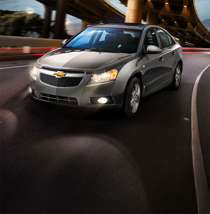 Chevy Cruze carro car highway autopista