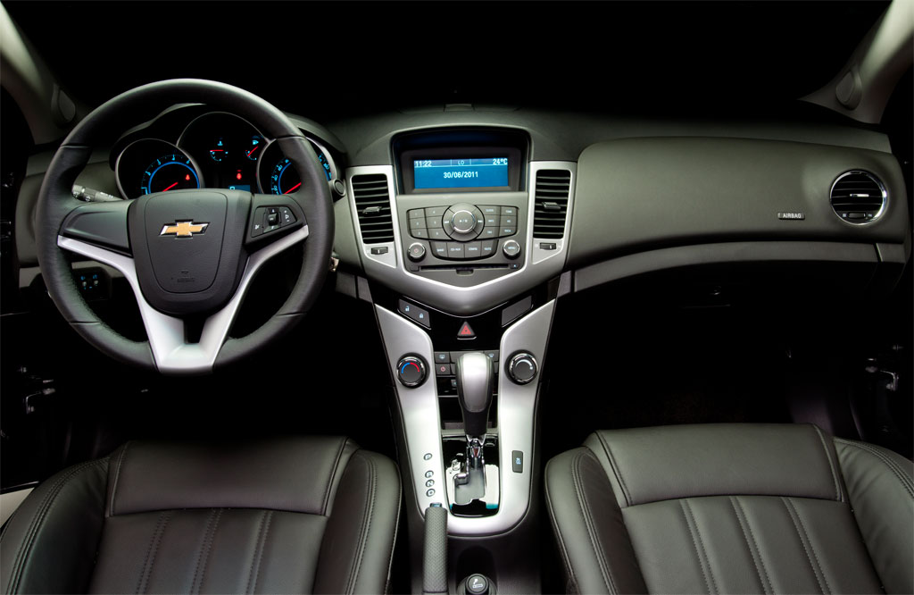 Chevy Cruze carro car interior two